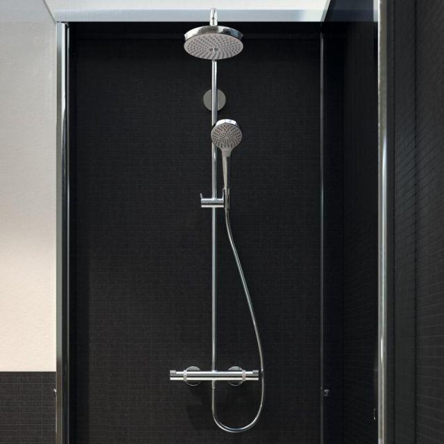 Hansgrohe Raindance Select S 240 1jet Showerpipe - 27115000