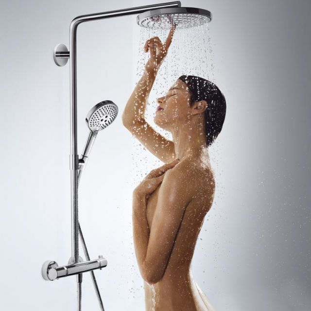 Hansgrohe Raindance Select S 2jet Showerpipe Set