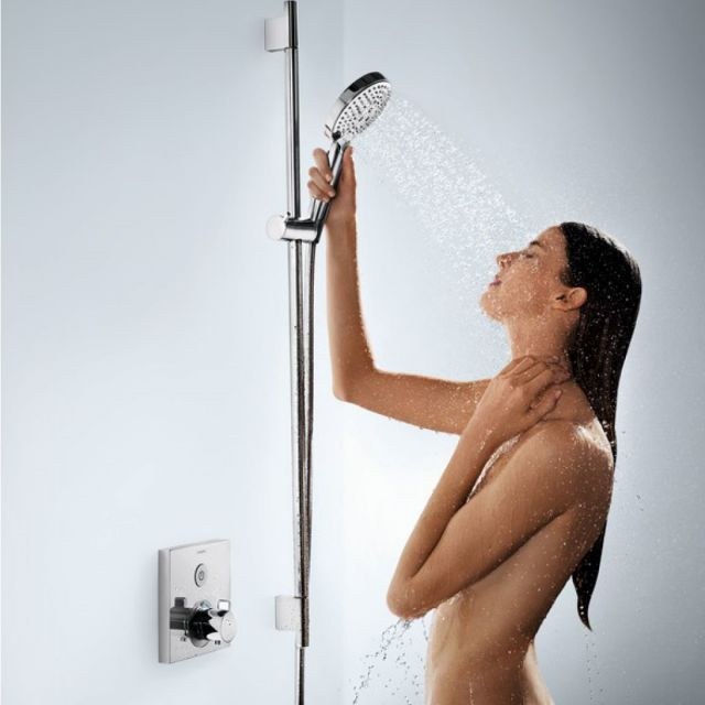 hansgrohe Raindance S Unica'S Puro Shower Set