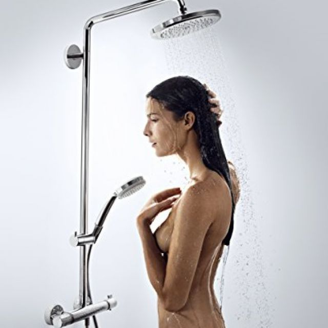 Hansgrohe Raindance Showerpipe 300 with 460mm Shower Arm