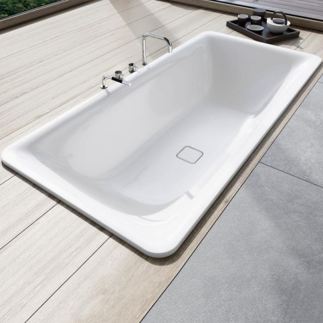 Kaldewei Incava Luxury Steel Bath