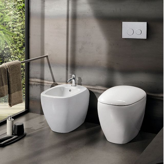 Geberit Citterio Back to Wall Toilet