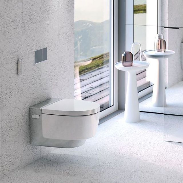 Geberit Aquaclean Mera Classic Shower Toilet