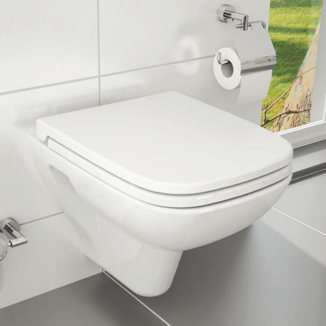 Vitra S20 Wall Hung Toilet