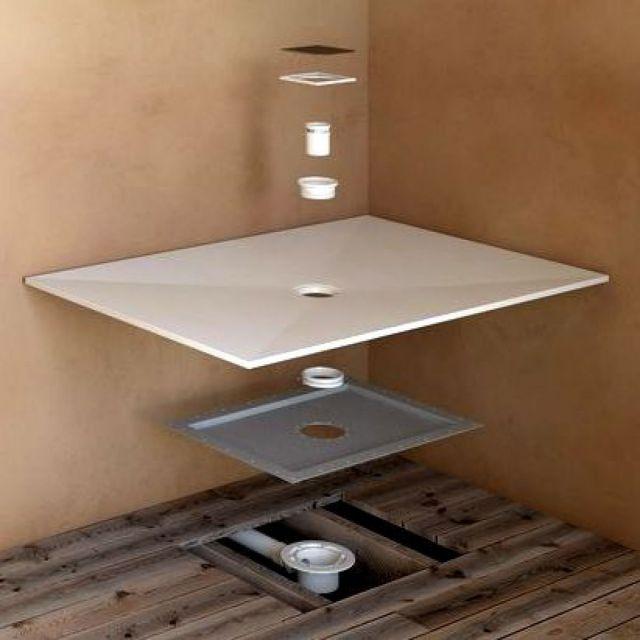 Kudos FLOOR4MA Wetroom Shower Bases for Tiling