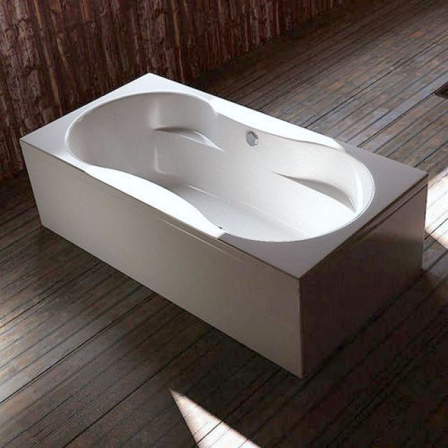 Kaldewei Mega Duo 1800 x 900mm Steel Bath