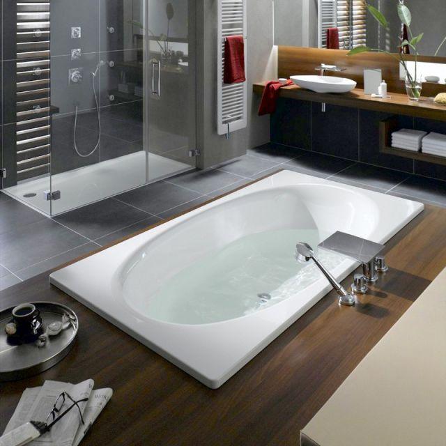 Kaldewei Ellipso Duo Steel Bath