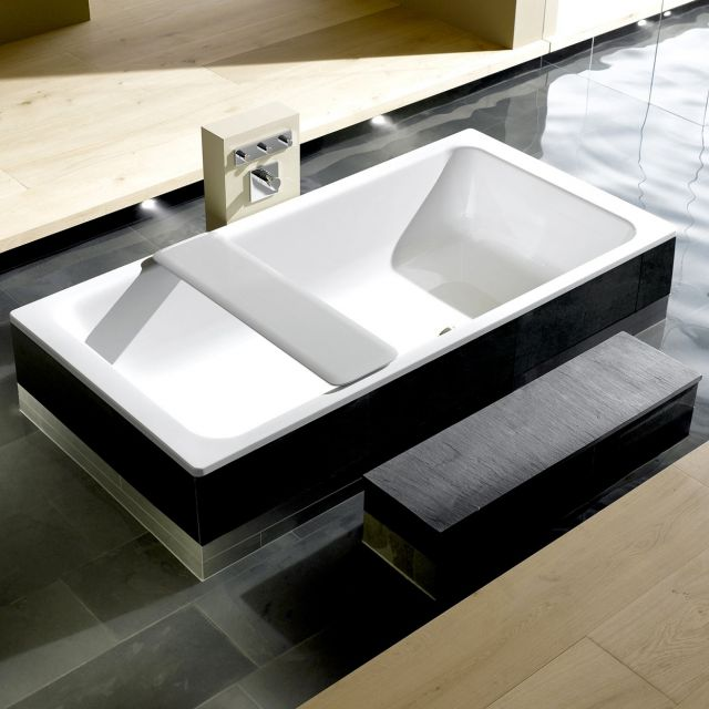 Kaldewei Bassino Steel Bath