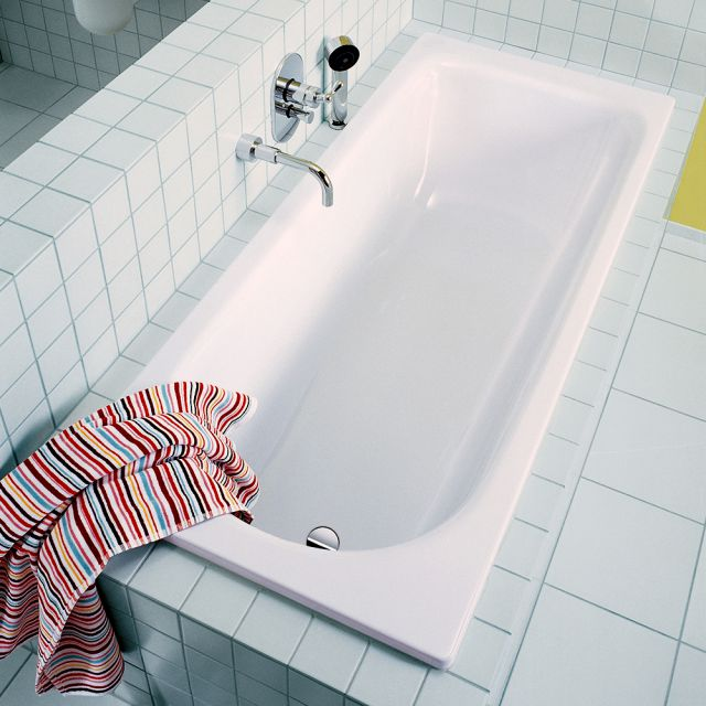 Kaldewei Saniform Plus Eco Steel Bath