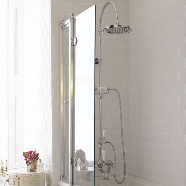 Burlington Hampton Bath Screen with Access Panel
