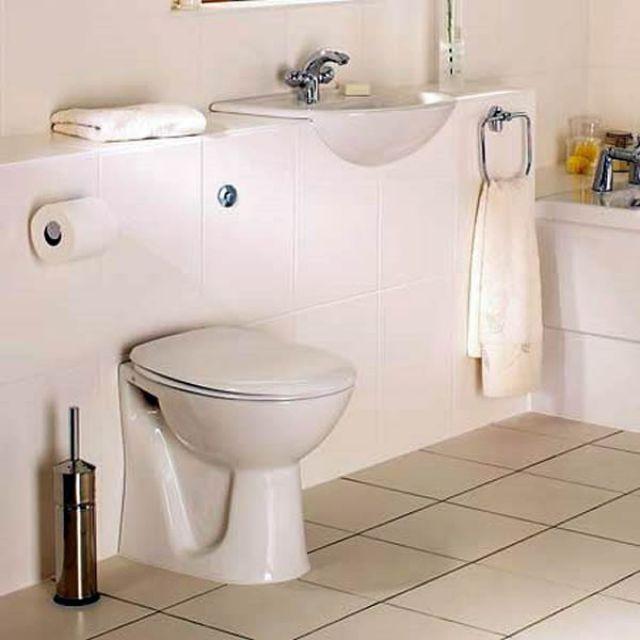Vitra Layton Back to Wall Toilet