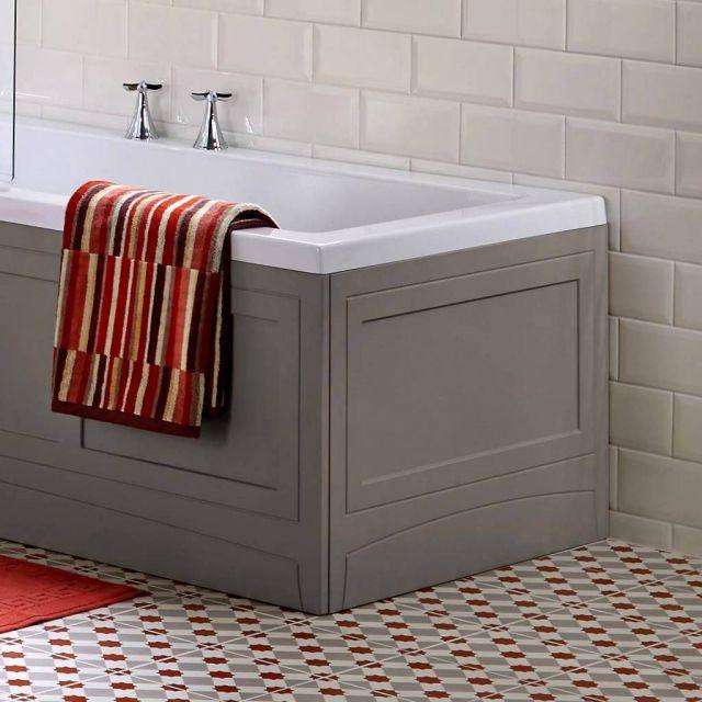 Noble Classic Wooden End Bath Panel