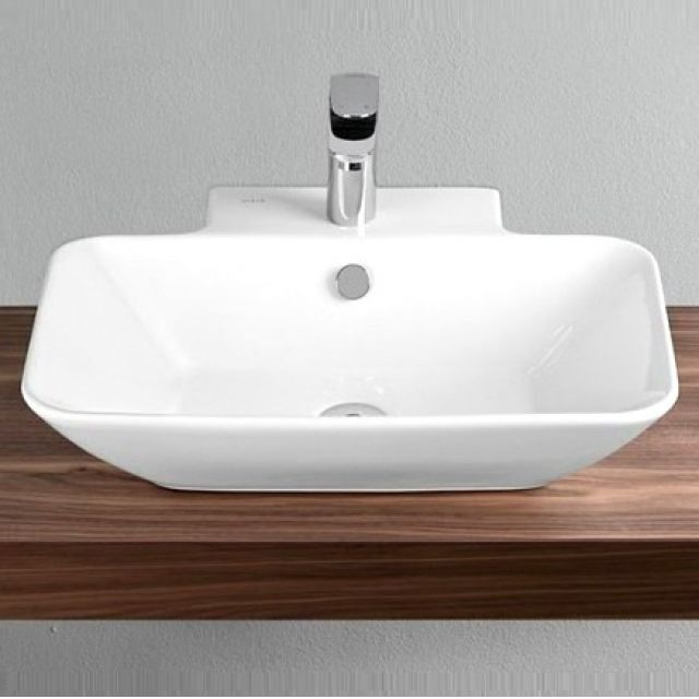 Vitra Options Geo Rectangular Basin