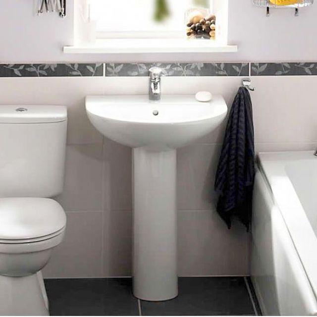 Vitra Milton Contemporary Washbasin