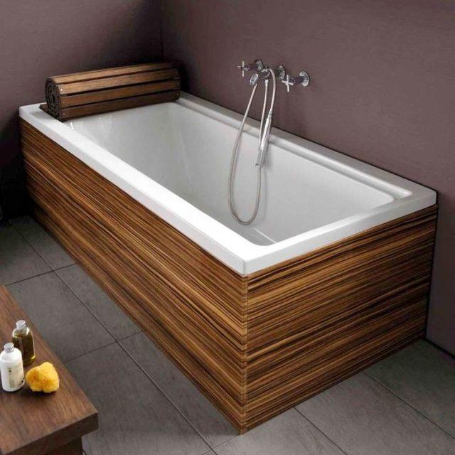 Vitra Shift Pure 1800mm Single Ended Bath