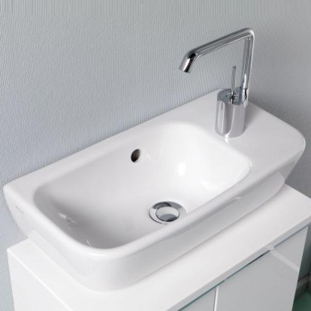 Vitra Designer Shift Offset Washbasin