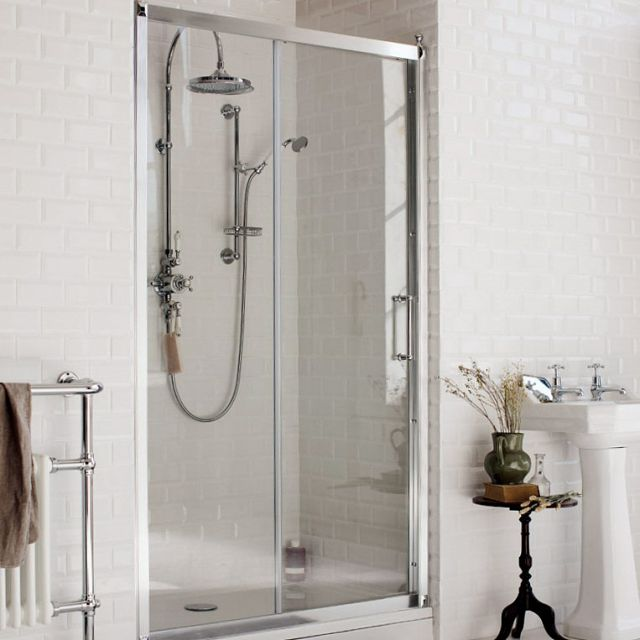 Burlington Slider Shower Door