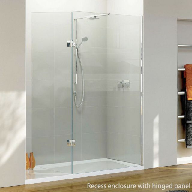 Matki Boutique Recess Walk-in Shower Enclosure