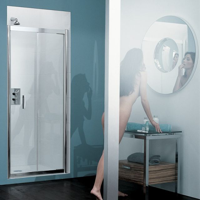 Matki Colonade Infold Shower Door