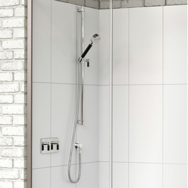 Matki Swadling Absolute Single Outlet Thermostatic Shower Kit 2114