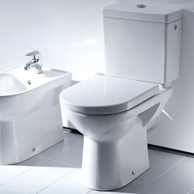 Laufen PRO Close Coupled WC Suite (Open Back)