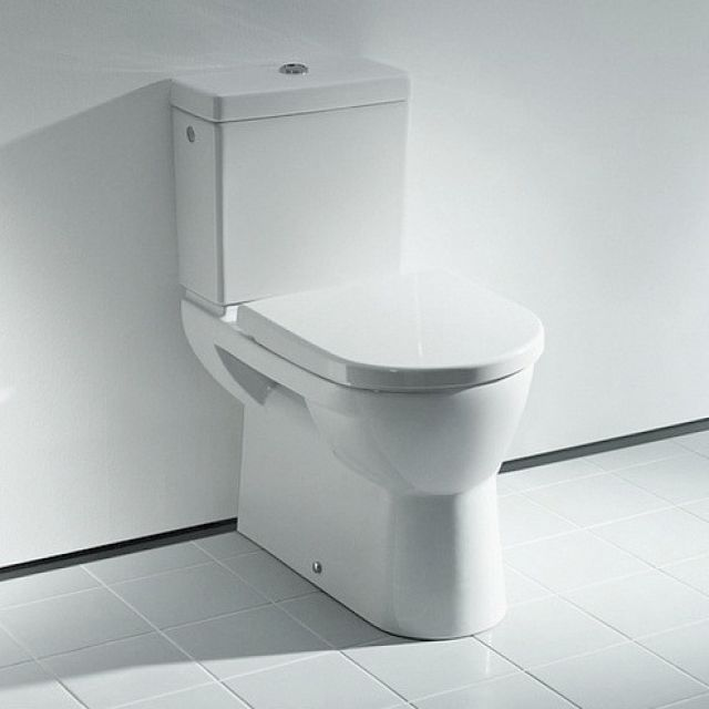 Laufen PRO Close Coupled WC Suite (Back to Wall)