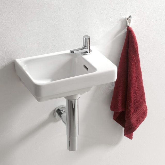 Laufen Pro S 360mm Asymmectric Basin - 15960WH