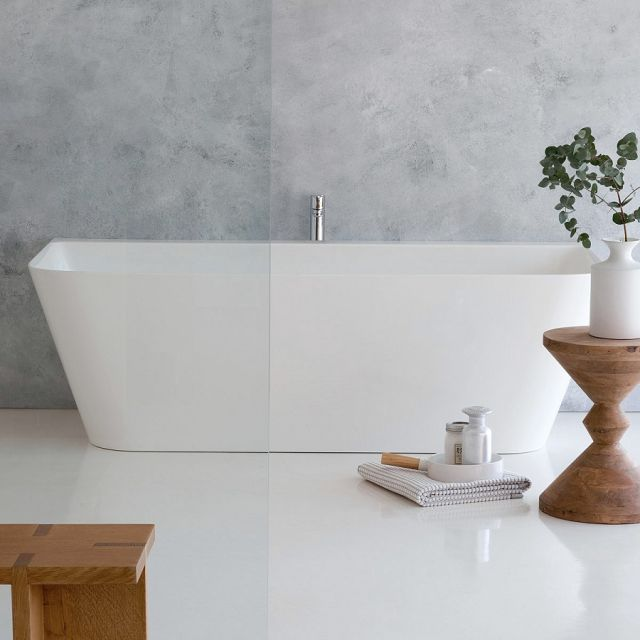 Clearwater Patinato Grande Clearstone Bath