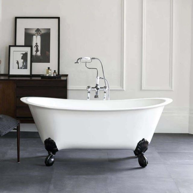 Clearwater Batello Grande Natural Stone Bath