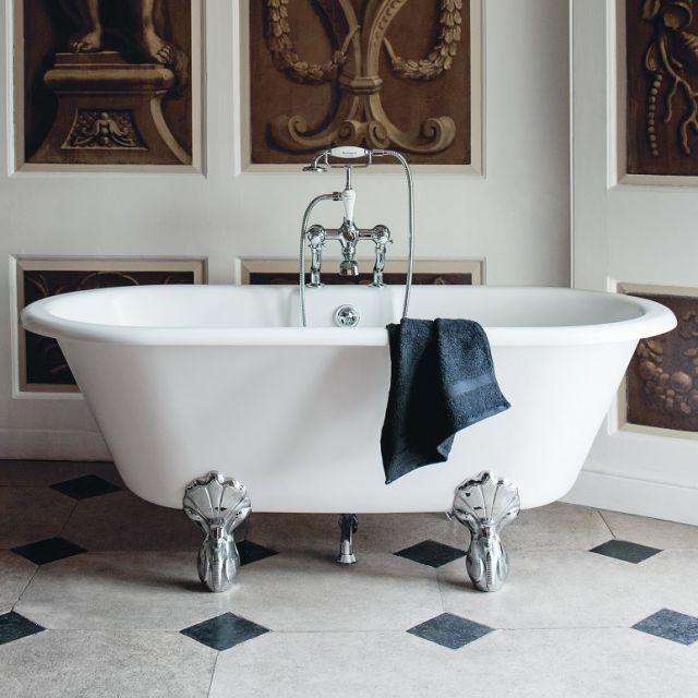 Clearwater Classico Grande Natural Stone Bath