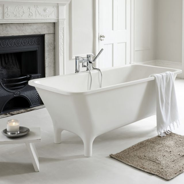 Clearwater Lonio Freestanding Natural Stone Bath