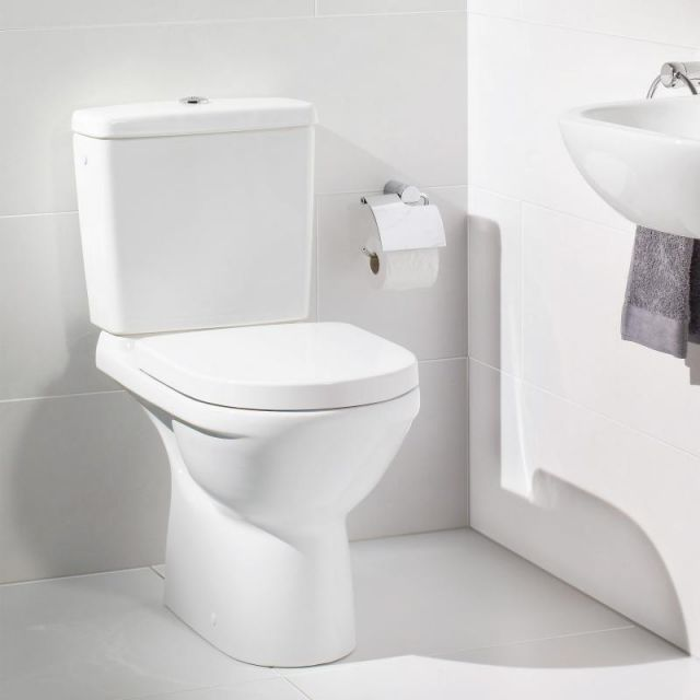 Villeroy & Boch O.novo Close Coupled Toilet