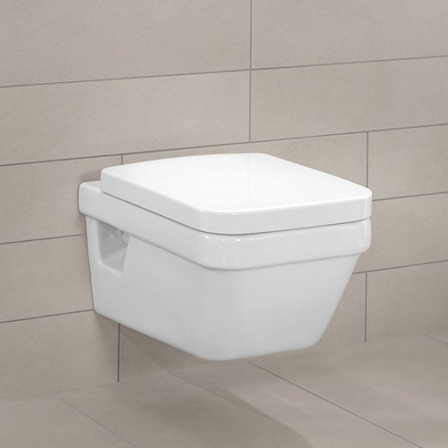 V&B Architectura Square Wall Hung Toilet