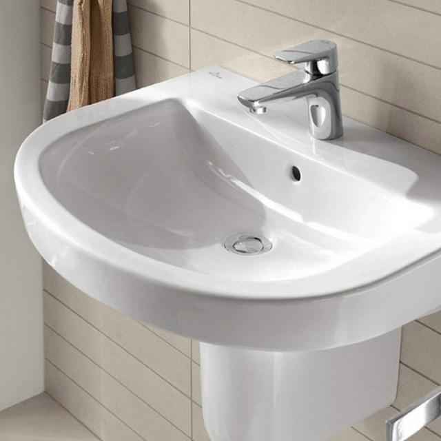 V&B Subway 2.0 Curved Washbasin