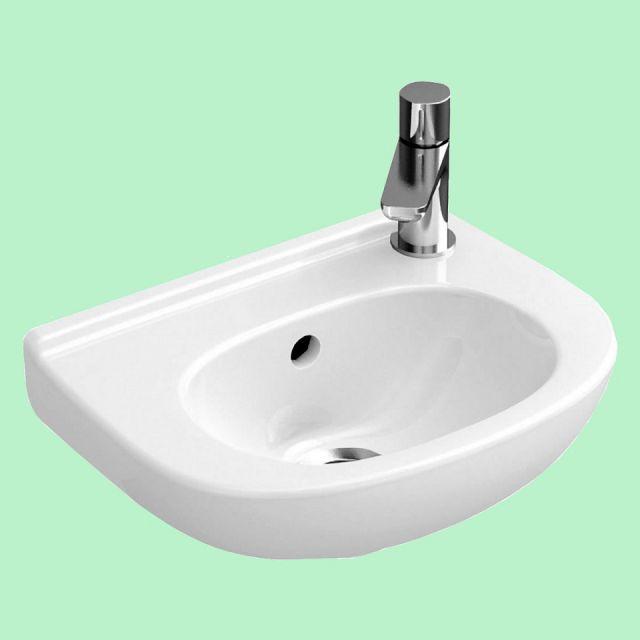 Villeroy & Boch O.Novo Compact Offset Washbasin