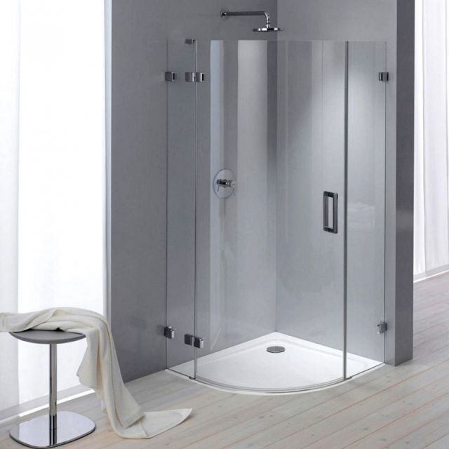Kaldewei Arrondo Quadrant Steel Shower Tray