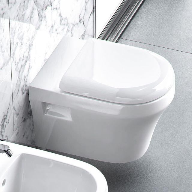 Britton Fine Wall Hung Toilet