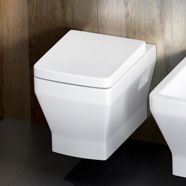 Britton Cube Wall Hung Toilet