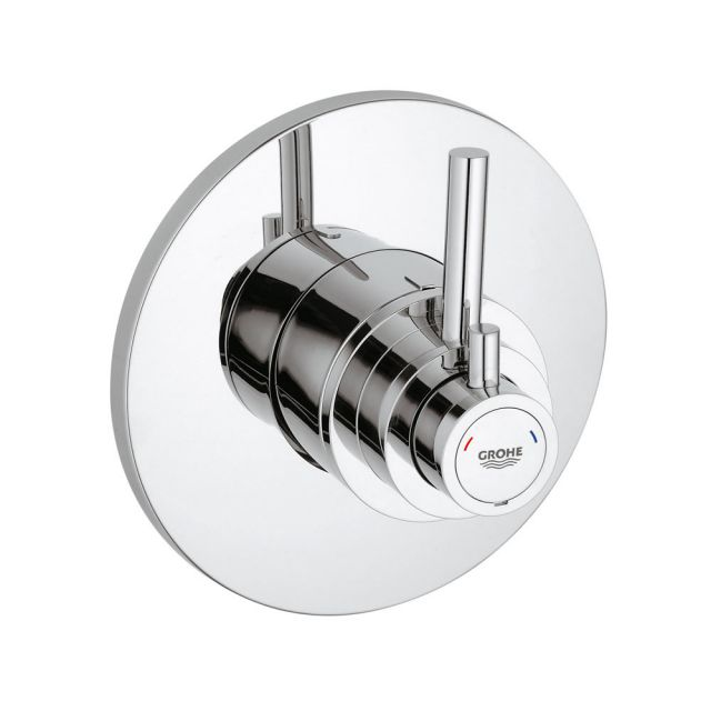 Grohe Avensys Modern Dual Control Thermostatic Shower Mixer