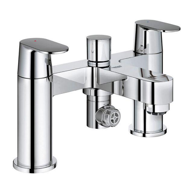 Grohe Eurosmart Cosmopolitan Two Handle Bath/Shower Mixer - 25129000