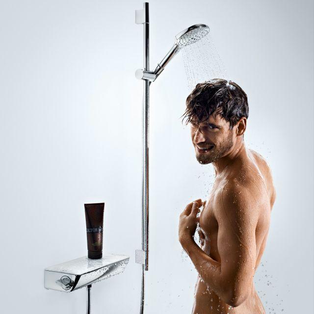 Hansgrohe Ecostat Select with Raindance E 120 3jet Hand Shower - 27038000