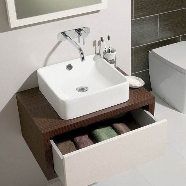 Bauhaus Sevillas Square Bathroom Basin