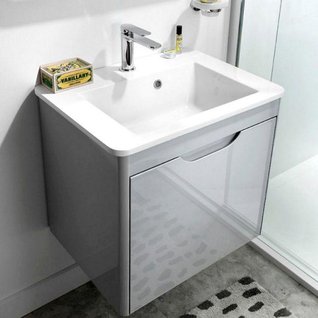 Bauhaus Solo Vanity Unit