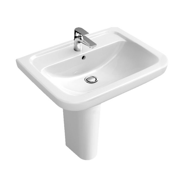 Abacus Bathrooms D-Style Family Washbasin
