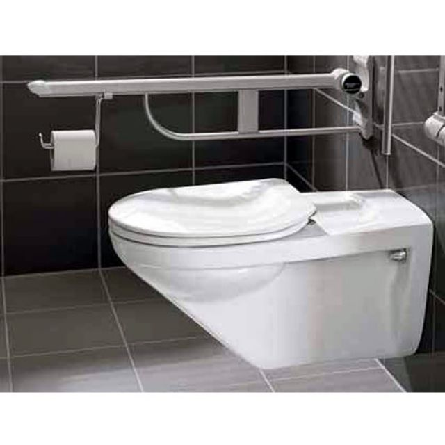 v b omnia classic extended pan vita wc uk bathrooms. Black Bedroom Furniture Sets. Home Design Ideas