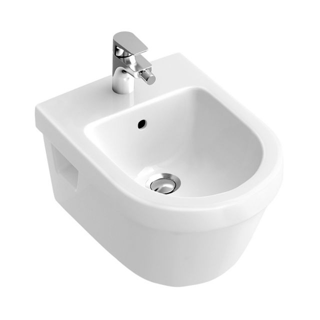Abacus D-Style Wall-hung Bidet