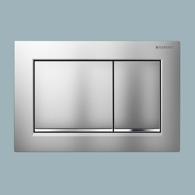 Geberit Omega30 Dual Flush Plate