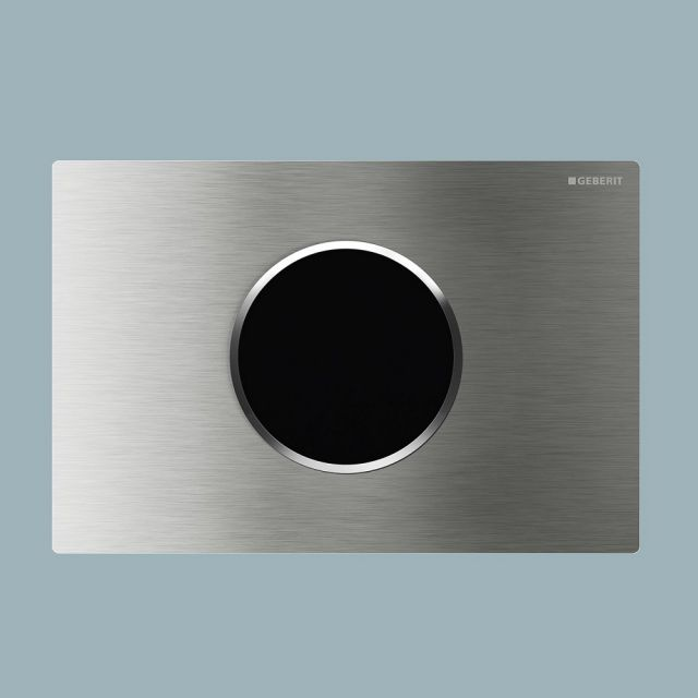 Geberit Sigma10 Mains Operated Touchless Flush Plate