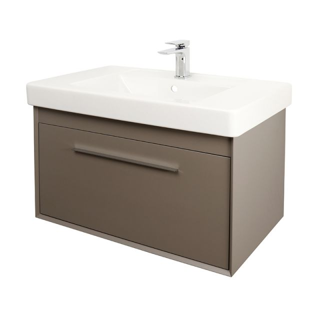 Abacus Simple Wall-hung Vanity Unit