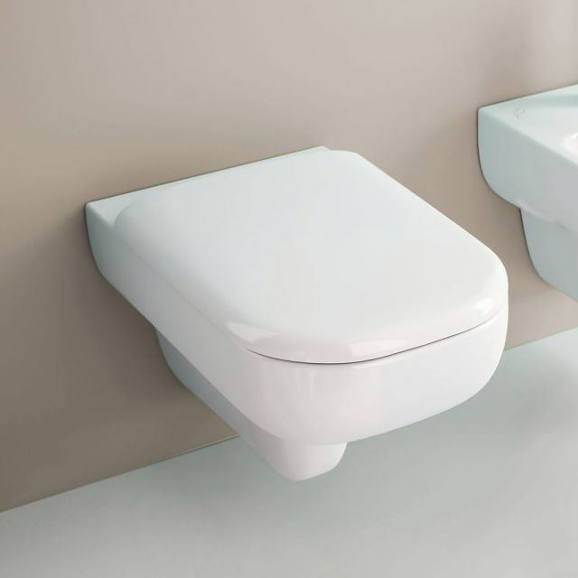 Geberit Smyle Wall-hung Toilet
